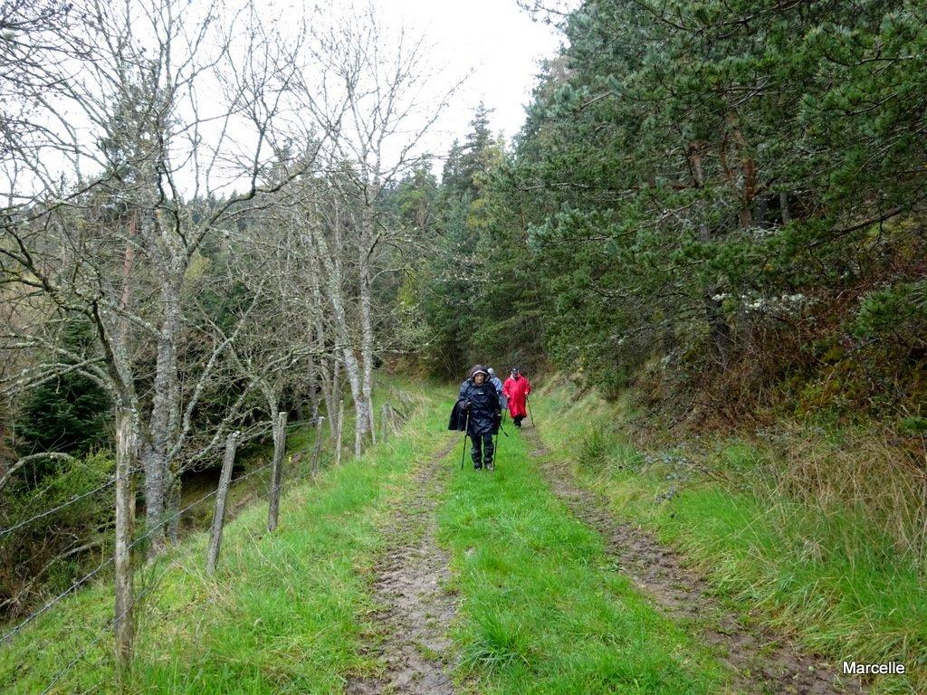 Les versants du Chapeauroux (3)