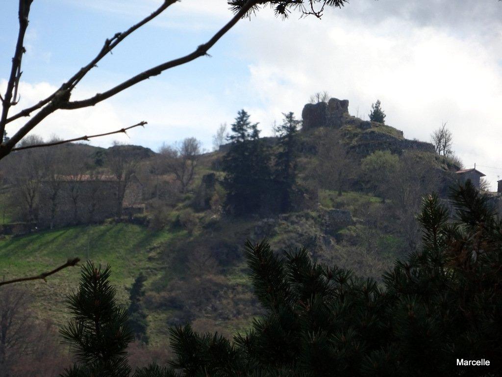 Les versants du Chapeauroux