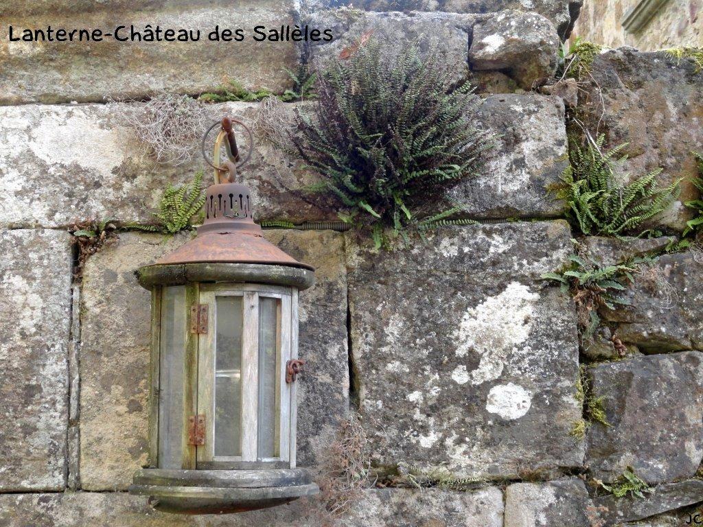 Entrée château des Sallles-Lanterne