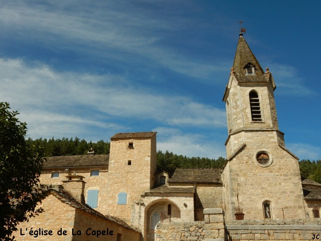 l'église de la capele