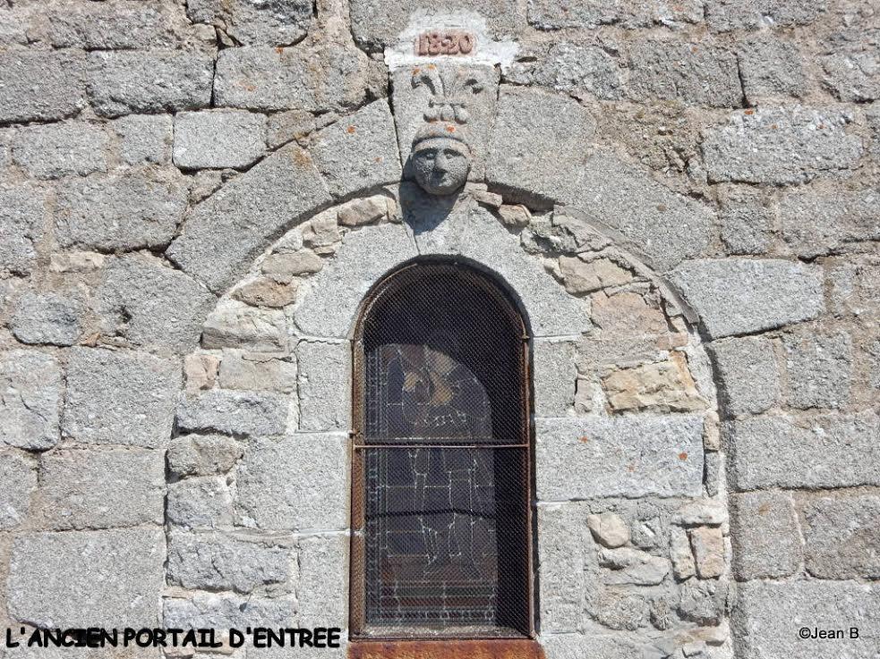 L'ANCIEN PORTAIL D'ENTREE